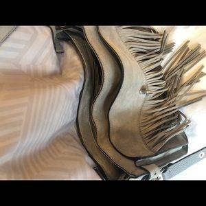 Rebecca Minkoff Bags - Rebecca Minkoff fringe crossbody messenger bag